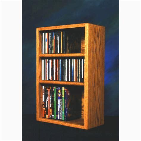 dvd racks model 312 1w cd dvd vhs combination rack