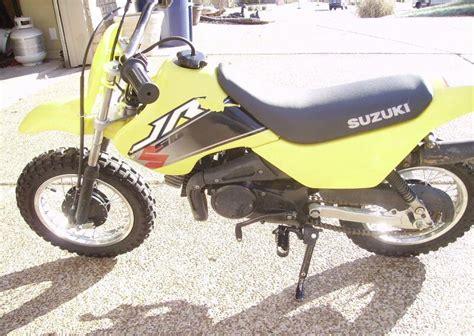 Suzuki Jr 50 Change 2005 Suzuki Jr50 Specs