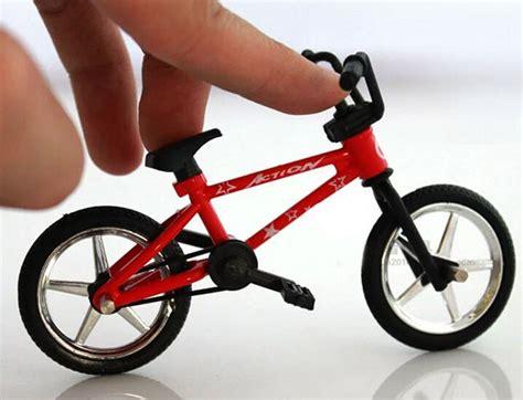 Finger Bike Sbego Bike alloy finger bikes sports bmx bike model juguete with diy tool children s day toys
