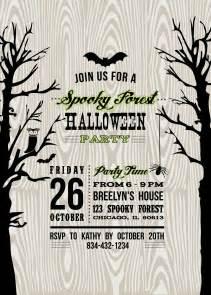 halloween invitations free templates free printable halloween invitations templates www