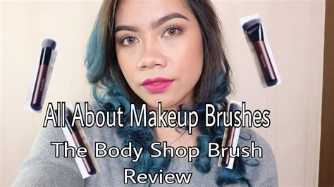 Sho Putri all about makeup brushes review brush the shop