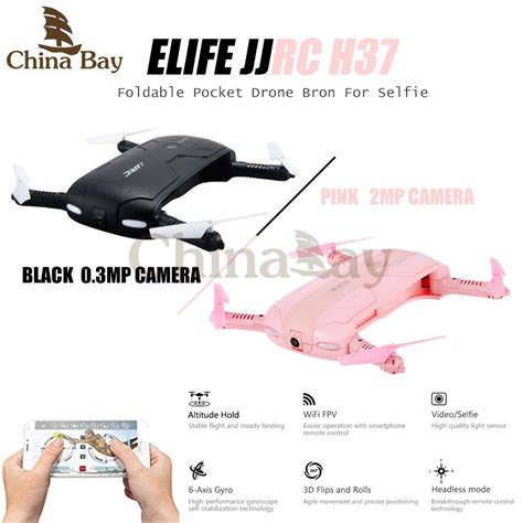 Wifi Selfie Drone newest jjrc h37 elfie foldable mini selfie drone with altitude hold fpv quadcopter wifi