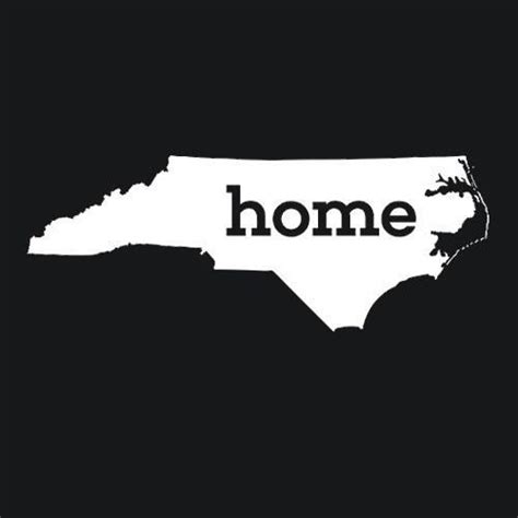 carolina home t shirt custom made textual tees