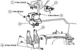 Brake Line Diagram For 1999 F150 2001 Honda Truck Cr V 2wd 2 0l Mfi Dohc 4cyl Repair