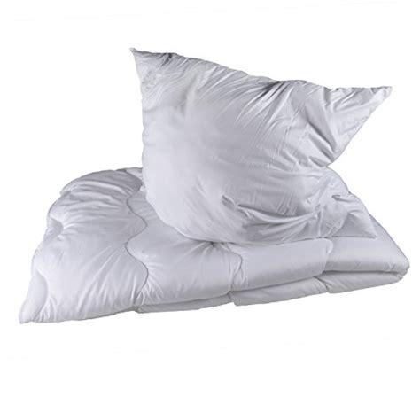 Bettdecken Und Kissen Set Günstig by Premium Steppbett Steppbettdecke 135 X 200 Cm Im Set Mit