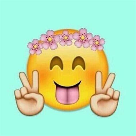 wallpaper flower emoji imagen de peace emoji and flowers emojis pinterest