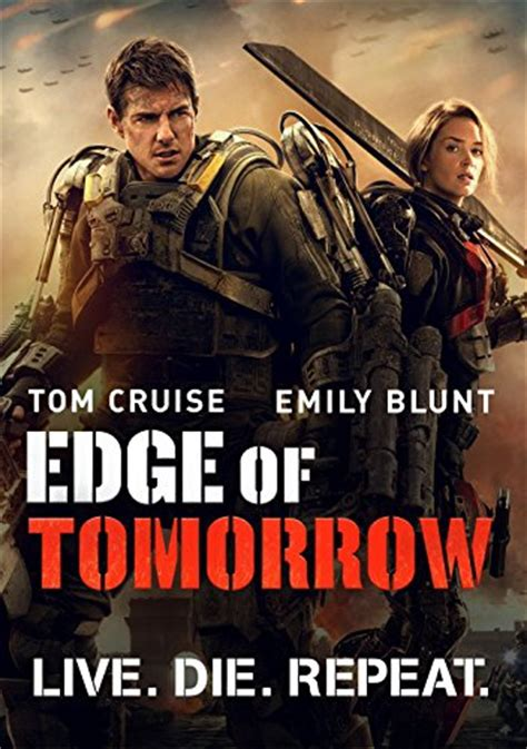 Live Die Repeat live die repeat edge of tomorrow tom cruise