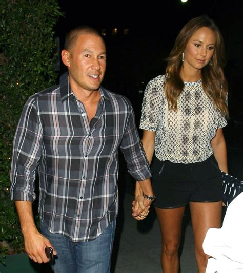 stacy keibler jared pobre daughter stacy keibler and jared pobre hold hands zimbio