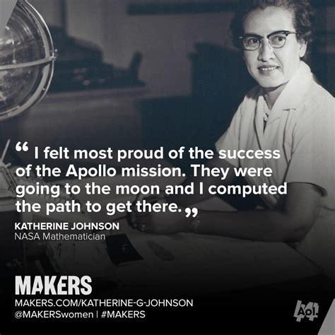katherine johnson space center makers on twitter quot mathematician katherine g johnson