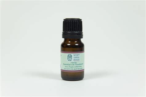 Treating Acne With Essential Oils by Ginseng Acne Essential Treatment 10 Ml