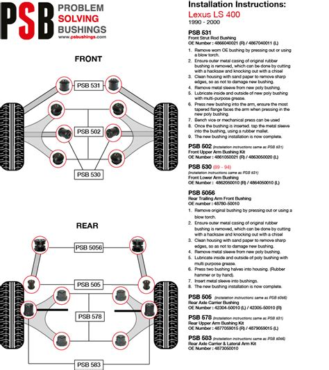 service and repair manuals 1989 lexus ls spare parts catalogs how to replace carrier bearing 1989 lexus ls rear wheel bearing replacement detailed instructions