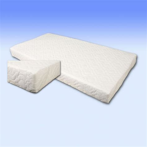 54 X 70 Mattress by Babywise Foam Cot Cotbed Mattresses