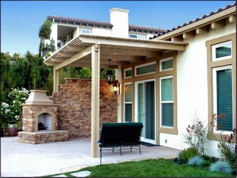 backyard patio cover ideas decor tips backyard design and concrete patios with