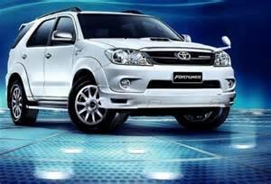 Toyota 2013 Price Toyota Fortuner 2013 Price List