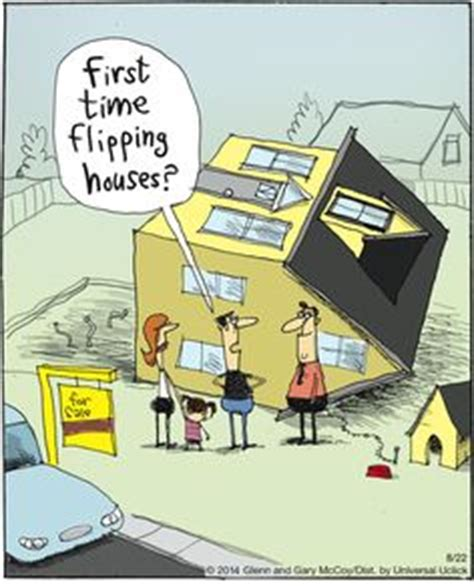 mortgages for flipping houses real estate cartoons comics funny real estate christmas
