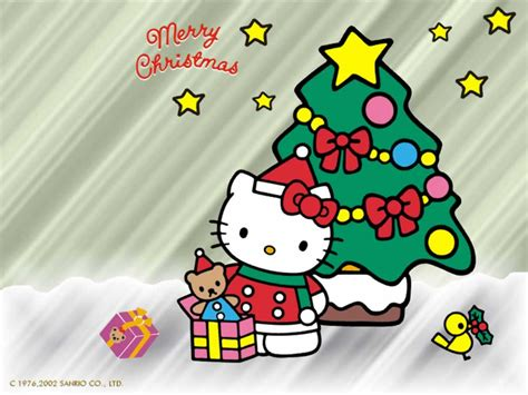 Hello Kitty Christmas Wallpaper Desktop | hello kitty christmas wallpapers hello kitty forever