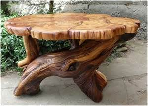 tree trunk furniture 5 creative ideas to decorate with tree trunks or stumps