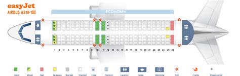 airbus a319 seat map seat map airbus a319 100 easyjet best seats in the plane