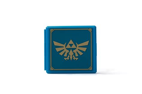 Nes Business Card Holder Looks by Nintendo Switch Premium Card Hylian