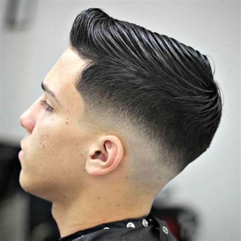 0 fade to combover 35 short haircuts for men 2018 men s haircuts