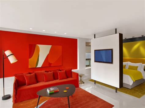 design milk hotel a bold colorful hotel in the heart of manhattan design milk