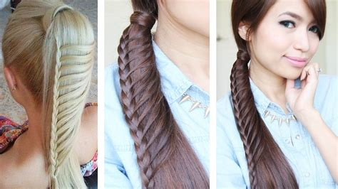 Mermaid Hairstyles by 20 Spectacular Mermaid Hairstyles That Will Get You Noticed