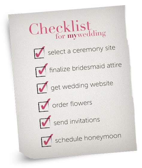 Wedding Planner by Image Gallery Weddingplanning