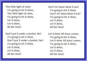 this light of mine southern gospel on piano