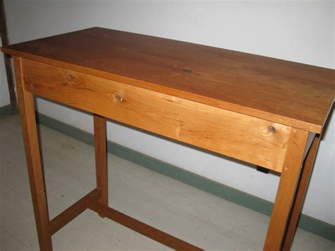 woodworking vermont vermont cherry stand up desk