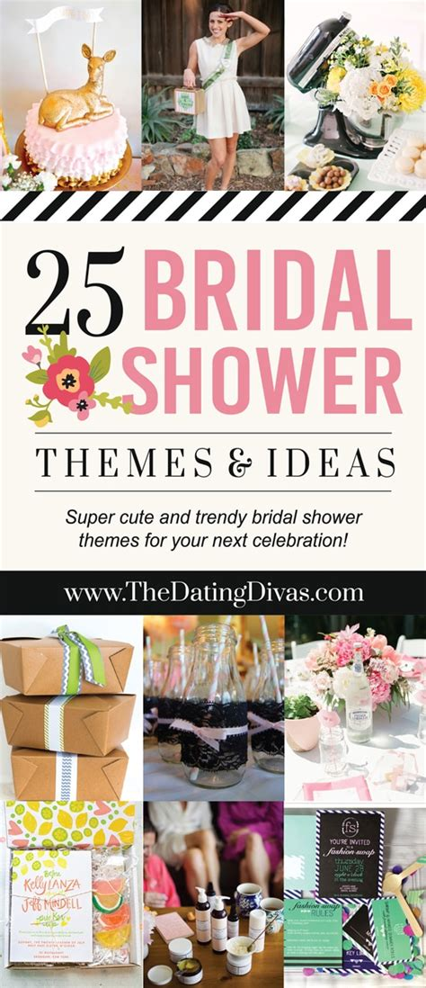 trubridal wedding 150 bridal shower ideas - Best Bridal Shower Ideas