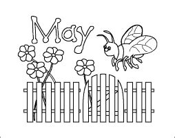 flowers of the month coloring pages may coloring page months of the year
