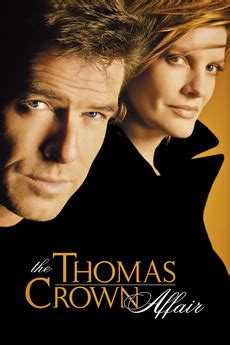 rene clair letterboxd the thomas crown affair 1999 directed by john mctiernan