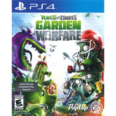 Bd Ps4 Plants Vs Zombies New Reg 3 plants vs zombies garden warfare 2 festive edition ps4 playstation 4 14633731781 ebay