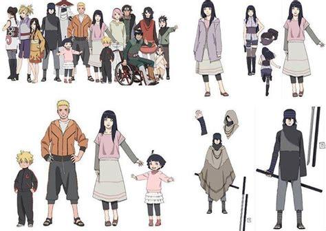 anime keluarga 25 gambar keluarga naruto hinata naruhina the last movie
