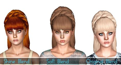 sims 3 high ponytail the sims 3 high ponytail hairstyle skysims 167 retextured