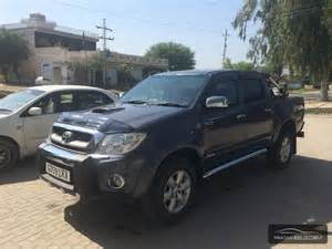 Toyota Used For Sale Used Toyota Hilux 2010 Car For Sale In Kashmir 917586