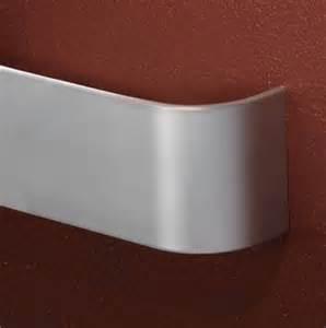 how to clean aluminum chairs 4 quot aluminum chair rail wall guard eagle mat
