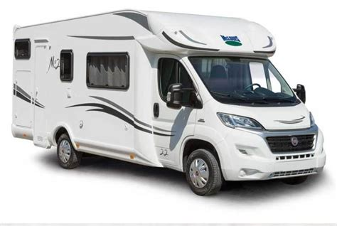 Motor Home Interiors by Mh5 Fiat Ducato Motorhome 5 Berth Camper Iceland