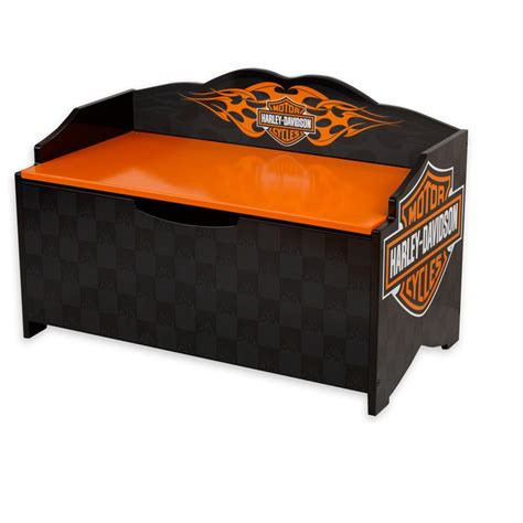Davidson Furniture by Kidkraft Harley Davidson 174 Flames Box 146100 Kid S
