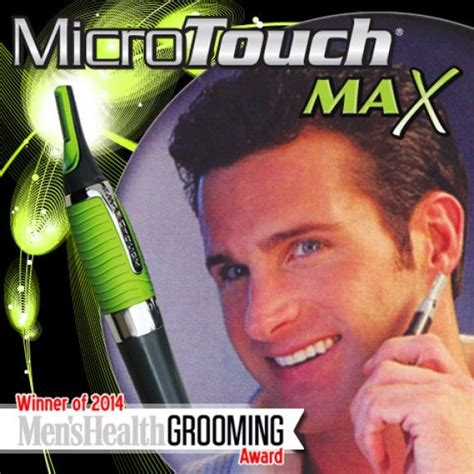 Micro Touch Magic Max Hair Groomer Pisau Cukur micro touch magic max hair groomer quot as seen on tv quot products products