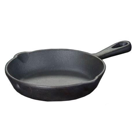 Oxone Mini Fry Pan 81 american metalcraft cis61 6 quot fry pan w handle cast iron