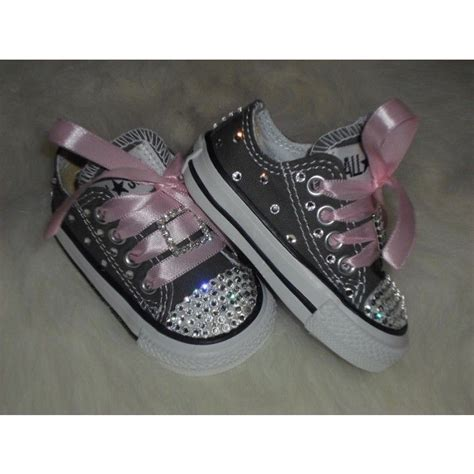decorated baby converse sneakers baby infant toddler
