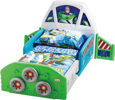 Disney Toy Story Buzz Lightyear Spaceship Toddler Junior Buzz Lightyear Bed
