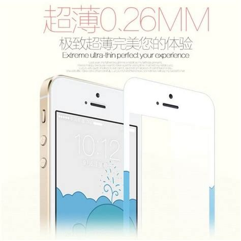 Tempered Glass And Painted Phone For Iphone 5 tempered glass and painted phone for iphone 6 013 jakartanotebook