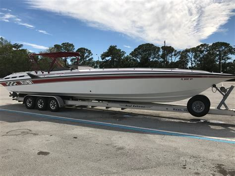 fountain outboard boats for sale new 1994 fountain 42 lightning us 1 edition power boats