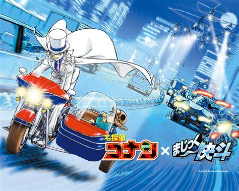 kaitou kid wallpaper zerochan anime image board
