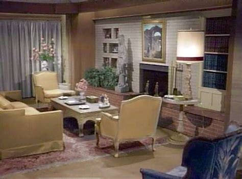 living room on bewitched tv homes living