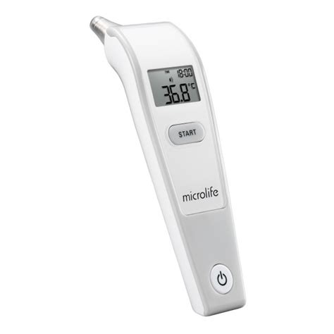Thermometer Infrared Microlife microlife ir ear thermometer ir1dq1 1 kb sales