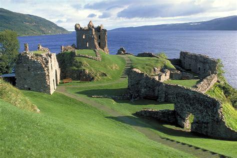 In Scotland urquhart castle celtic tours photo