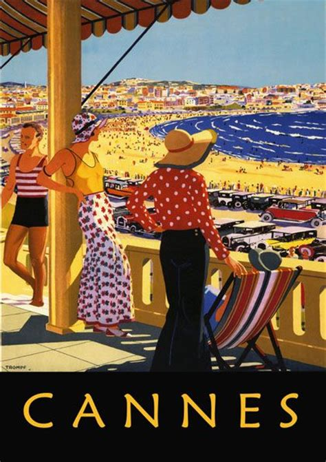 cannes riviera vintage travel poster 1000 images about riviera c 244 te d azur on